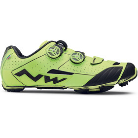 Northwave Extreme XC Shoes Men yellow fluo